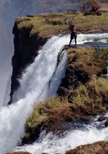 Водопад виктория victoria falls